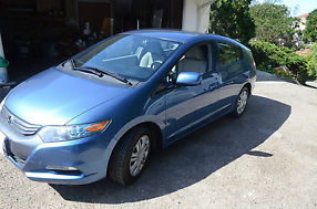 Hatchback Interior Like New Tan Cloth, Blue Exterior, New Tire, Brakes, 90K Ser image 5