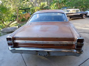 1967 FORD FAIRLANE FASTBACK CLEAN ARIZONA CAR FACTORY 289 V8 AUTO P/STEER A/C  image 4