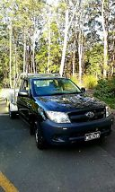 2006 Toyota Hilux SR GGN15R 4x2 V6 Manual NEVER USED AS A TRADE VEHICLE image 8