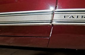 1967 Ford Fairlane 500XL 6.4L image 5