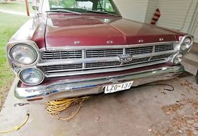 1967 Ford Fairlane 500XL 6.4L image 8