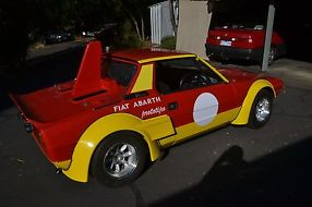 Fiat X1/9 Race Car image 2