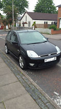 2005 FORD FIESTA ZETEC CLIMATE BLACK image 1