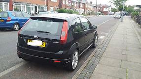 2005 FORD FIESTA ZETEC CLIMATE BLACK image 2