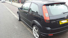2005 FORD FIESTA ZETEC CLIMATE BLACK image 4