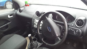 2005 FORD FIESTA ZETEC CLIMATE BLACK image 5