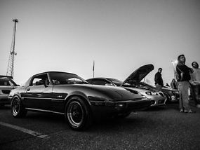 1984 Mazda RX-7 S Coupe 2-Door 1.1L image 3