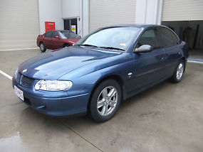 Holden Commodore Executive (2002) 4D Sedan 4 SP Automatic Reg & Rwc image 1