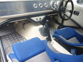1981 RX7 13b Bridge port, Extensive roll cage, custom dash, circuit or rally car image 7