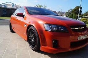 Holden Commodore SS (2006) 4D Sedan 6 SP Automatic (6L - Multi Point F/INJ) 5...