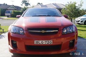 Holden Commodore SS (2006) 4D Sedan 6 SP Automatic (6L - Multi Point F/INJ) 5... image 1