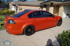 Holden Commodore SS (2006) 4D Sedan 6 SP Automatic (6L - Multi Point F/INJ) 5... image 2