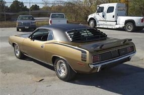 Plymouth : Barracuda Cuda image 1