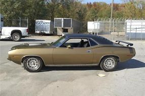 Plymouth : Barracuda Cuda image 4