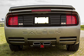 Mustang Saleen Supercharged image 2
