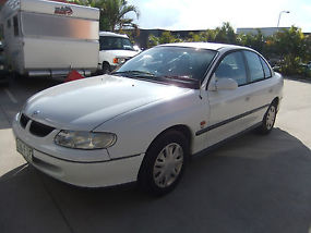 Holden Commodore Acclaim (1997) 4D Sedan 4 SP Automatic 3.8L