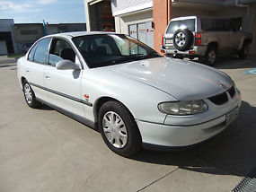 Holden Commodore Acclaim (1997) 4D Sedan 4 SP Automatic 3.8L image 1