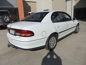Holden Commodore Acclaim (1997) 4D Sedan 4 SP Automatic 3.8L image 3