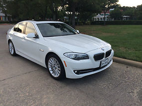 2013 BMW 535i Premium and Technology Package