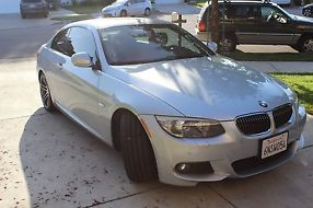 BMW 335i Coupe (6-speed manual)