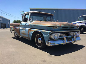 1000  images about Classic Chevy Trucks on Pinterest   Chevy ...