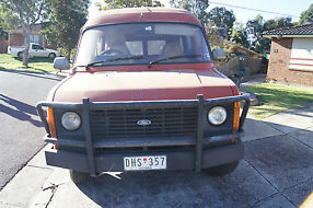 Ford Transit Van 1980 LWB Automatic Gas only image 2