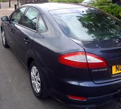 2010 FORD MONDEO EDGE TDCI 138 GREY LOW MILLAGE  image 2