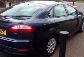 2010 FORD MONDEO EDGE TDCI 138 GREY LOW MILLAGE  image 3