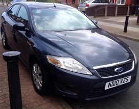 2010 FORD MONDEO EDGE TDCI 138 GREY LOW MILLAGE  image 5