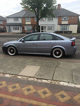 2004 VAUXHALL VECTRA SRI TURBO EDITION 100 MODIFIED image 2