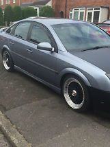 2004 VAUXHALL VECTRA SRI TURBO EDITION 100 MODIFIED image 6