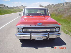 1969 CHEVROLET C-10 - CUSTOM image 5