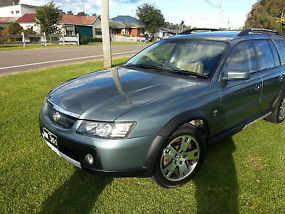 Holden Adventra LX8 (2005) 4D Wagon 4 SP Automatic (5.7L - Multi Point F/INJ)... image 4