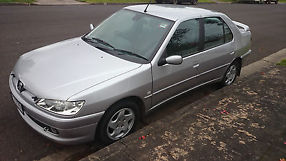 Peugeot 306 XTDT (2000) 4D Sedan 5 SP Manual (1.9L - Diesel Turbo)