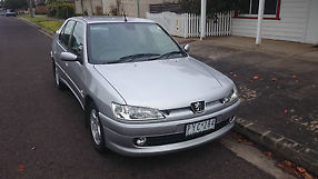 Peugeot 306 XTDT (2000) 4D Sedan 5 SP Manual (1.9L - Diesel Turbo) image 1