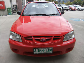 Hyundai Accent (2000) 3D Hatchback 5 SP Manual 1.5L 6 MTH REG & RWC image 2
