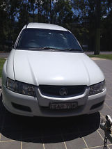 2005 VZ Commodore Station Wagon image 1