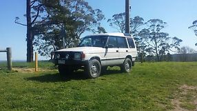 1995 Land Rover Discovery Diesel + second car as spares