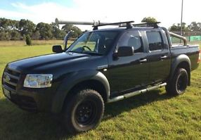 2008 Ford Ranger XL Hi-Rider PJ Manual image 4