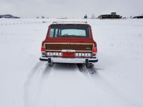 1980 Jeep Wagoneer Limited image 2
