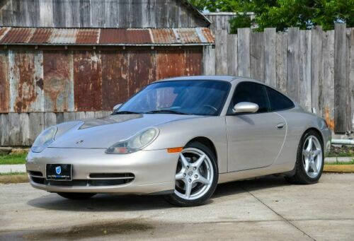 1999  911 Coupe