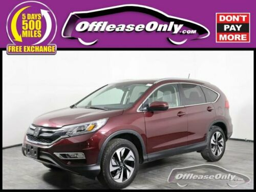 2016  CR-V Touring Awd