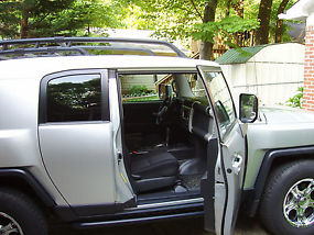 2007 Toyota FJ Cruiser ONLY 56,100 miles image 7