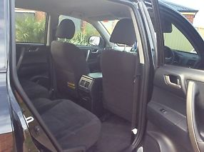 Toyota kluger KX-R 5seat(2009) 4D wagon 5 SP Automatic
