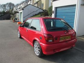 RARE Ford Fiesta RS1800 image 2