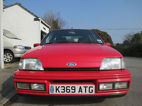 RARE Ford Fiesta RS1800 image 6
