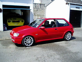 RARE Ford Fiesta RS1800 image 7