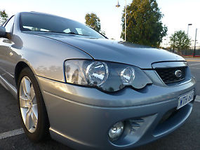 Ford Falcon XR6 2007 with Sunroof LOW KMS only 93,000 KMS Great Condition