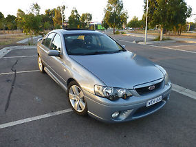 Ford Falcon XR6 2007 with Sunroof LOW KMS only 93,000 KMS Great Condition image 3