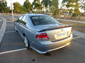 Ford Falcon XR6 2007 with Sunroof LOW KMS only 93,000 KMS Great Condition image 4